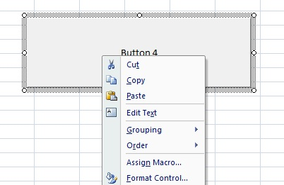 Excel-VBA-MACRO-Assign a Macro to a button-4