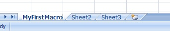 Excel Macro - Change Sheet Name-5