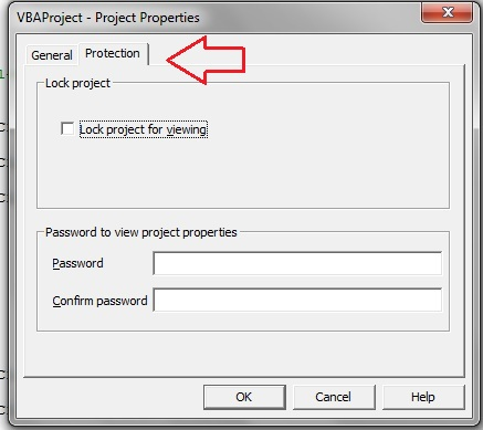 how to break excel file password
