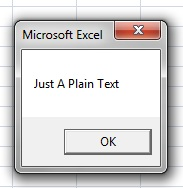 Msgbox in Excel-1