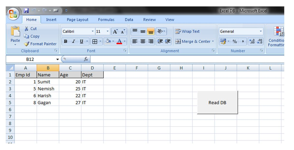 Excel vba clipboard