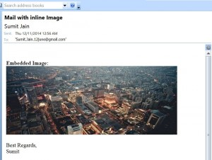 Send Mail with Embedded Image in message body-2